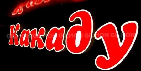 """Бесплатный праздничный банкет для компании до 50 персон в бар-клубе """"Какаду""""."""