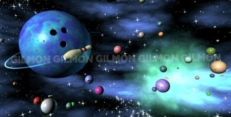"""8 дорожек боулинга """"Галактики развлечений"""" - для всех, кто хочет увлечься игрой и славно отдохнуть!"""